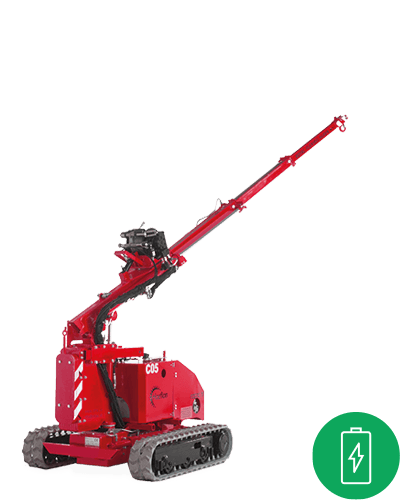 Minikran C1 Hoeflon mieten